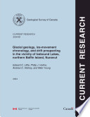 Geological Survey of Canada  Current Research  Online  no  2004 B1