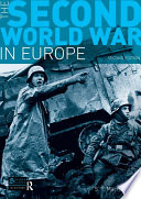 The Second World War In Europe