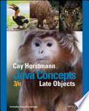 Java Concepts: Late Objects, 3rd Edition