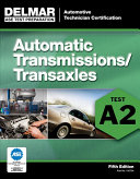Automatic Transmission Transaxle  A2