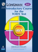 Longman Introductory Course for TOEFL Ibt Student Book  Without Answer Key  and Audio CD Pack