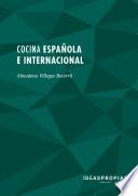 Cocina española e internacional