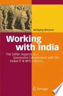 Working with India