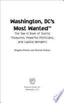 Washington  DC s Most Wanted