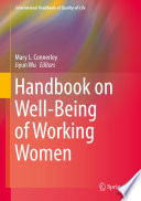 Handbook on Well Being of Working Women
