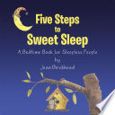 Five Steps to Sweet Sleep