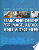 Searching Online for Image  Audio  and Video Files