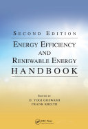 Energy Efficiency and Renewable Energy Handbook  Second Edition