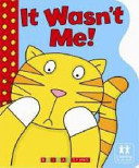 It Wasn't Me! Explores Social Skills For Pre Schoolers In A