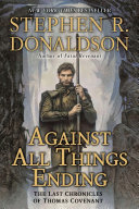Against All Things Ending-book cover
