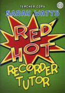 Red Hot Recorder Tutor-Teacher Copy