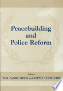 Peacebuilding and Police Reform