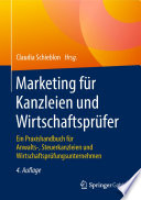 Marketing für Kanzleien und Wirtschaftsprüfer