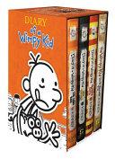 download ebook diary of a wimpy kid box of books (9 11 plus diy) pdf epub