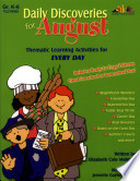 Daily Discoveries For August Ebook