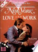 New York Magazine Run As An Insert Of The New York