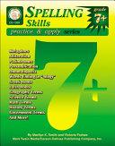 Spelling Skills  Grades 7   8