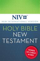 download ebook niv, holy bible, new testament, ebook, red letter edition pdf epub