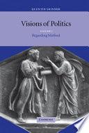 Visions of Politics  Volume 1  Regarding Method