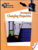 BSCS Science TRACS G4 Inv. Changing Properties, SG