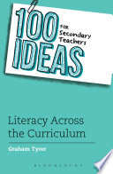 100 Ideas for Secondary Teachers  Literacy Across the Curriculum