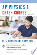 AP   Physics 1 Crash Course Book   Online