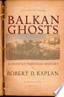 Balkan Ghosts Pdf/ePub eBook