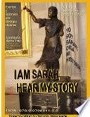I Am Sarah  Hear My Story  illustrations in B W