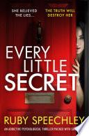 Every Little Secret Book PDF