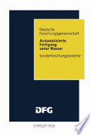 Automatisierte Fertigung unter Wasser