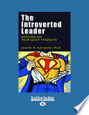 The Introverted Leader  Large Print 16pt