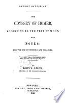 Homerou Odysseias