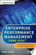Enterprise Performance Management Done Right