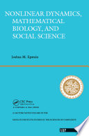 Nonlinear Dynamics  Mathematical Biology  And Social Science