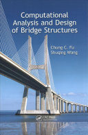 Computational Analysis and Design of Bridge Structures