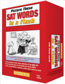 Barron S Picture These Sat Words In A Flash