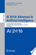 Ai 2018 Advances In Artificial Intelligence