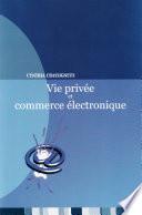 Vie privée et commerce électronique