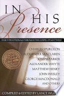 In His Presence Pdf/ePub eBook