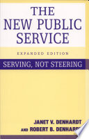 The New Public Service  Expanded Edition