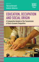 Education, Occupation and Social Origin