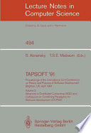 TAPSOFT  91   Volume 2