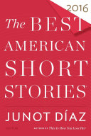 The Best American Short Stories 2016 Year Sthe Best American Short