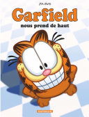 illustration Garfield - Tome 64 - Nous prend de haut