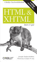 HTML & XHTML kurz & gut