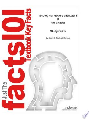 Ecological Models and Data in R: Statistics, Statistics - ISBN:9781478451648