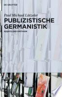 Publizistische Germanistik
