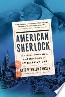 Book American Sherlock