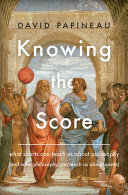 download ebook knowing the score pdf epub
