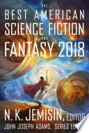 Book The Best American Science Fiction and Fantasy 2018